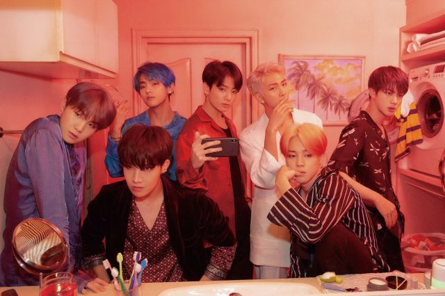 BTS   They're not medically prescribed, but they're a pretty effective antidepressant  